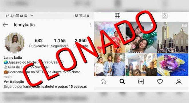 Coordenadora de marketing da Setur de Juazeiro tem Instagram e e-mail clonados