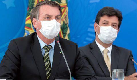 Mandetta deve ser demitido por Bolsonaro hoje