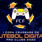 Ceará, Fortaleza e Ferroviário participarão de torneio de futebol digital