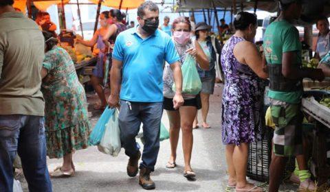 Ceará passa de 10 mil casos suspeitos de infecção por novo coronavírus