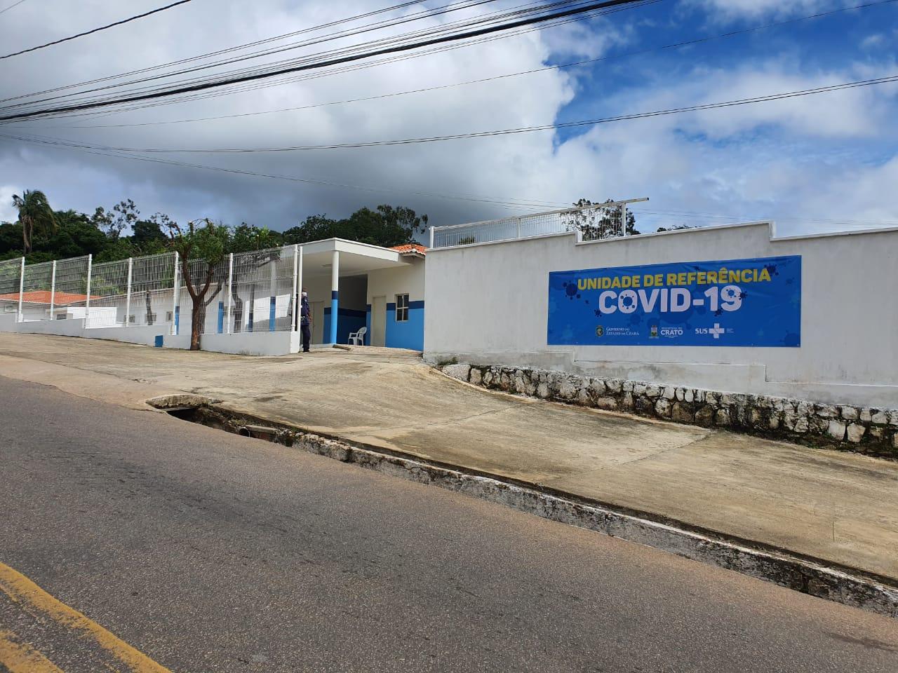 Coronavírus: com nove casos confirmados, Crato inaugura Unidade Sentinela -  Site Miséria