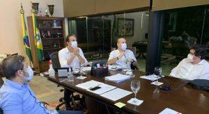 Camilo Santana anuncia para esta terça-feira decreto de isolamento mais rigoroso no Ceará