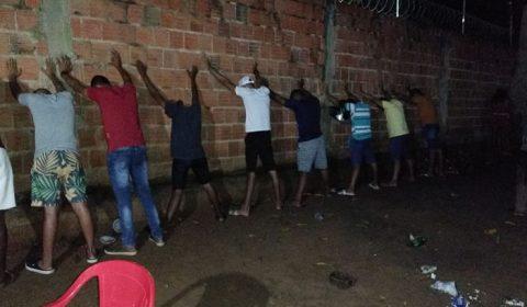 Dois homens são detidos suspeitos de organizarem festa com aglomeração em Juazeiro do Norte