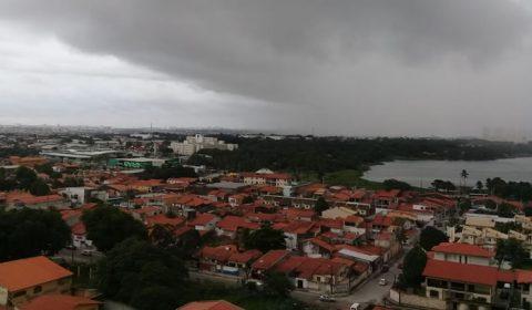 Após baixa nas precipitações, Ceará registra chuvas em mais de 80 cidades