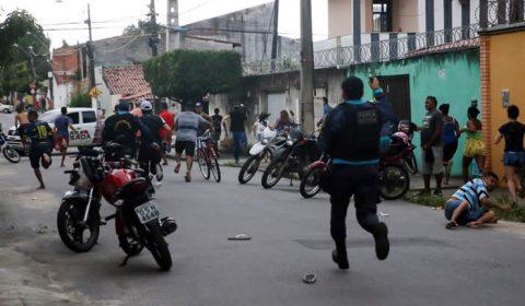 Abril de 2020 é o mês com maior número de mortes por intervenção policial no Ceará
