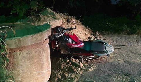 Duas pessoas morrem após motocicleta colidir em barreira sanitária em Canindé