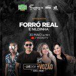 Ceará Sporting Club realiza liveshow em prol do Mesa Brasil Sesc