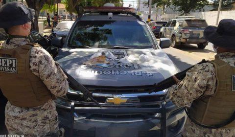 Jovem foi preso em Juazeiro com quase meio quilo de cocaína no João Cabral