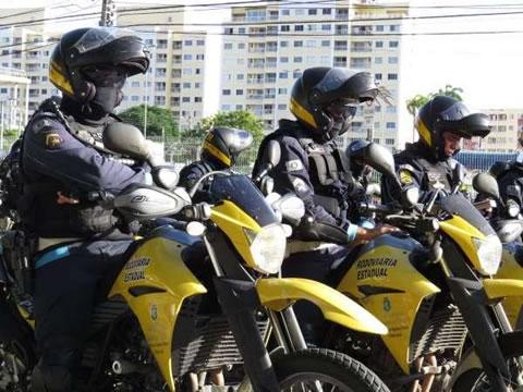Acidentes caem 70% , e óbitos 33,3% em estradas estaduais do Ceará em maio