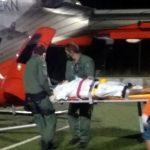 Ciopaer resgata casal acidentado em Granjeiro e andarilho morre atropelado em Crato