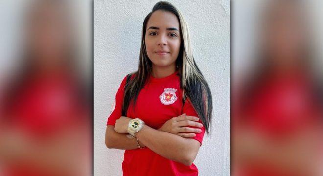 Atleta barbalhense vai jogar primeira divisão do futebol feminino de Portugal