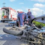 Acidentes de trânsito caem até 81% no interior durante a pandemia