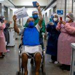 Sete dos 184 municípios cearenses somam mais de 90% de recuperações por Covid-19