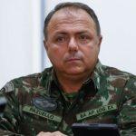 General Eduardo Pazuello é oficializado como ministro interino da Saúde