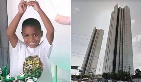 Criança de 5 anos morre após cair do 9º andar de prédio no Centro do Recife