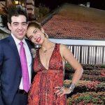 Chega ao fim noivado de Vanessa da Mata com ministro Bruno Dantas
