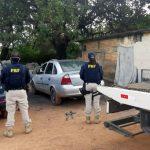 Automóvel com R$ 10 mil em multas é apreendido pela PRF-CE em Horizonte
