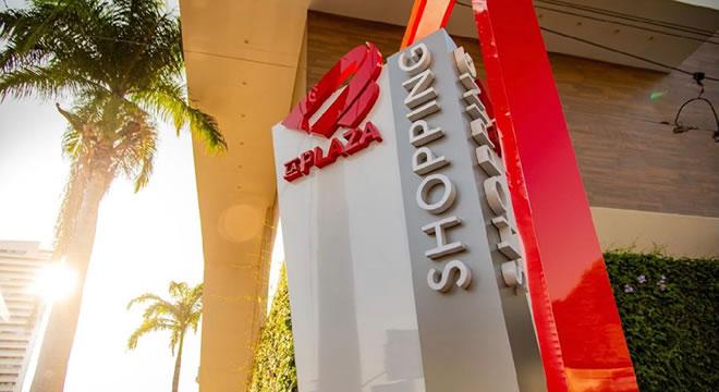 La Plaza Shopping segue fechado e lojistas continuam com delivery