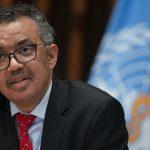 Tedros Adhanom Ghebreyesus, diretor-geral da Organização Mundial da Saúde (OMS)