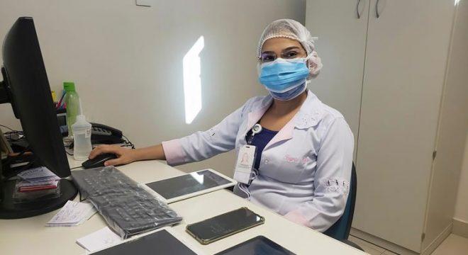 Pandemia modifica rotina de profissionais da saúde do interior