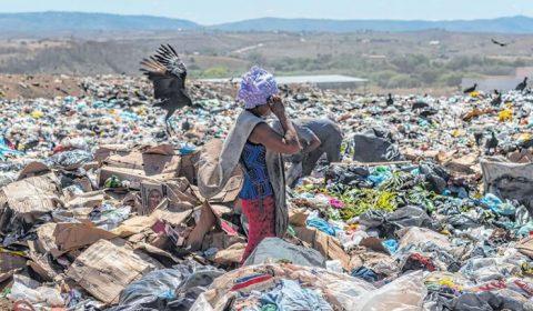 Projeto arrecada recursos para ajudar recicladores do Cariri