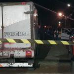 Motorista de aplicativo é morto dentro de carro após ser interceptado por veículo