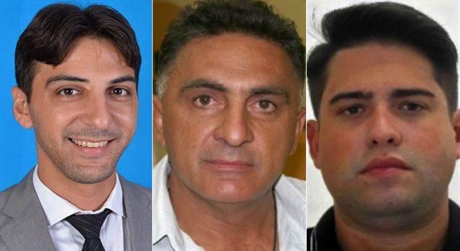 """Prefeito de Granjeiro e o seu pai já estão no """"Tourinho"""" e PM Mayron segue preso"""