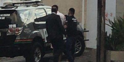 Polícia prende prefeito de Granjeiro e o seu pai suspeitos na morte do ex-prefeito