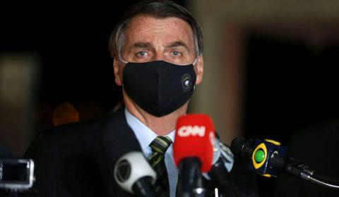 PDT aciona STF contra veto de Bolsonaro ao uso obrigatório de máscara em comércio e igrejas