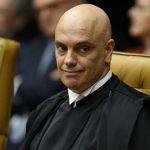 O ministro Alexandre de Moraes, do Supremo Tribunal Federal (STF)