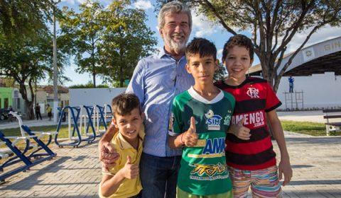 Fundação Abrinq contempla Juazeiro do Norte com o prêmio Prefeito Amigo da Criança
