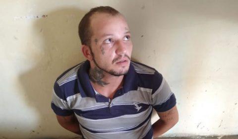 """""""Manga Rosa"""" tomba sem vida na Rua do Horto após ser baleado"""
