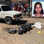Mãe e filha morrem em Jardim após a moto ser abalroada por um carro