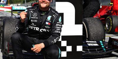 Com polêmicas e nove abandonos, Bottas vence GP da Áustria de Fórmula 1
