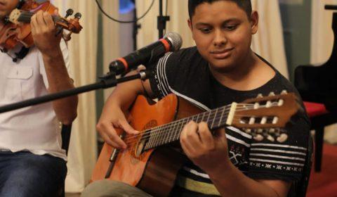 Cearense é finalista do Festival Toca, concurso nacional de música brasileira