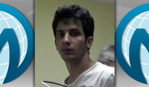 Rafael quando foi preso há 7 anos pela Polícia Federal em Crato