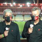 Flamengo celebra sucesso de transmissão própria e acirra duelo com a Globo