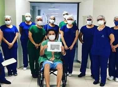 Hospital Regional Norte tem mais de 800 pacientes recuperados durante pandemia