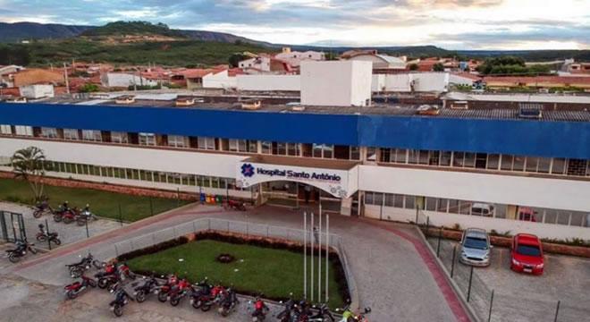 UTI Covid do Hospital Santo Antônio segue com 100% dos leitos ocupados
