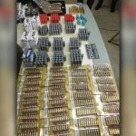 Vigilante e PM aposentado são presos com 1.272 munições e sob suspeita de abastecer facções