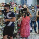 Vendas do varejo cearense caem 30,4% em maio, aponta IBGE