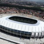 Estádio Castelão em Fortaleza