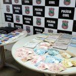 Operação contra fake news em Acaraú apreende R$ 1 milhão na casa do suspeitos