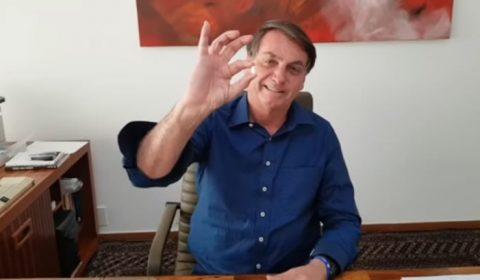 Bolsonaro faz eletrocardiogramas duas vezes por dia para monitorar possíveis efeitos colaterais da cloroquina
