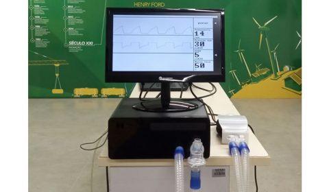 Cearenses desenvolvem projeto de respirador artificial de baixo custo para atender unidades de saúde