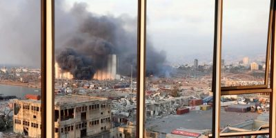 Explosão em Beirute deixa pelo menos 78 mortos e quase 4 mil feridos