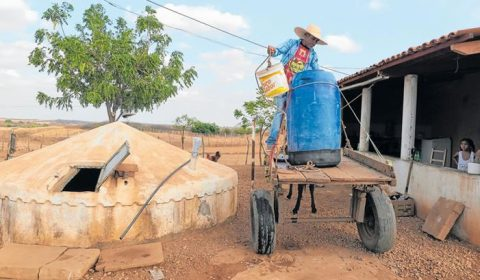 Investimento para construção de cisterna retrai 92% em oito anos