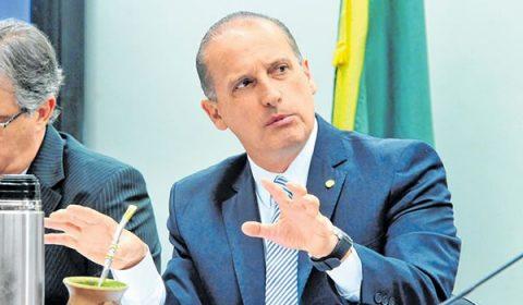 Onyx admite caixa 2 e pagará R$ 189 mil para encerrar investigação