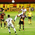 Ceará perde para o Sport por 3 a 2 na estreia do Brasileirão