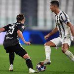 Cristiano Ronaldo faz 2 gols, mas Juventus é eliminada pelo Lyon na Liga dos Campeões